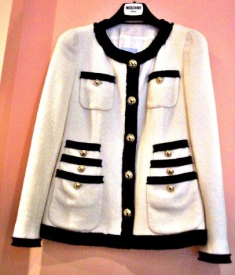 MOSCHINO VINTAGE JACKET